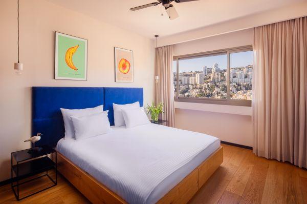 בית מלון מרקט חיפה