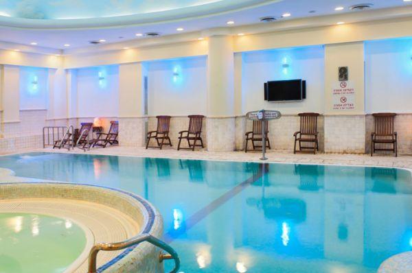 בית מלון מיראבל פלאזה בחיפה