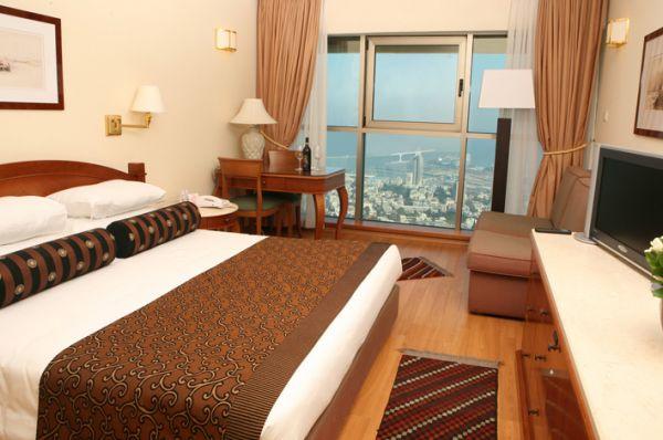 בית מלון מיראבל פלאזה ב חיפה