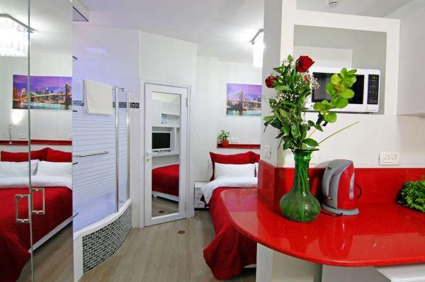 בית מלון סי פלאזה בחיפה