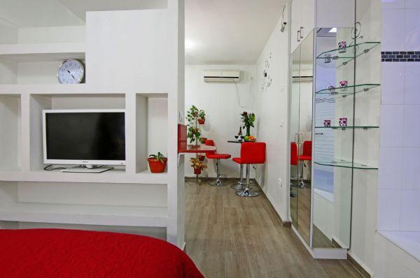 בית מלון סי פלאזה ב חיפה