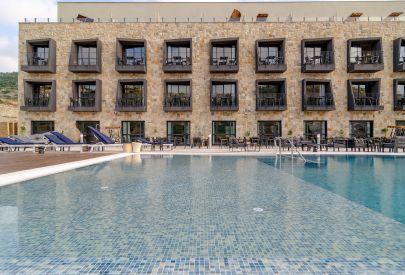 отель  spa в Хайфа