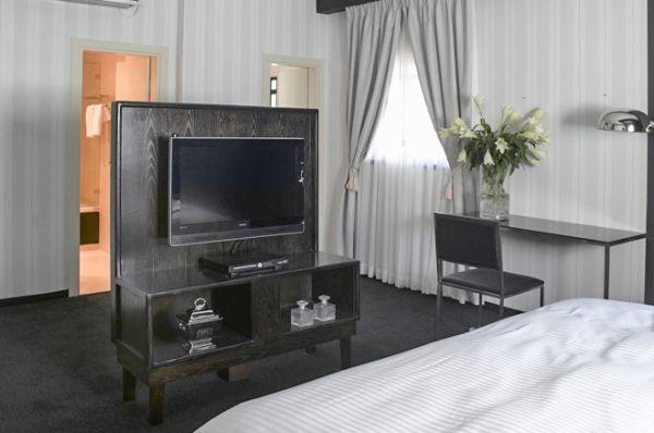 בית מלון וילה כרמל ב חיפה
