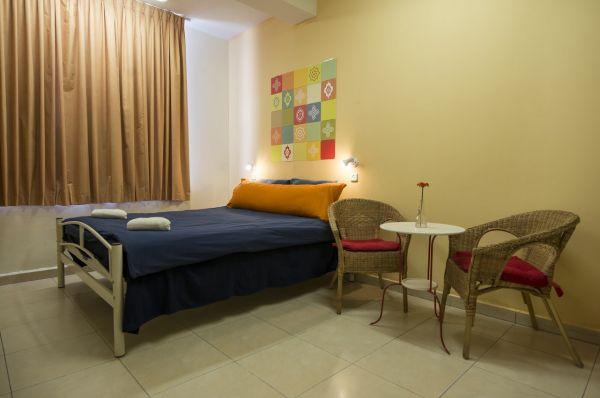 בית מלון אברהם הוסטל בירושלים