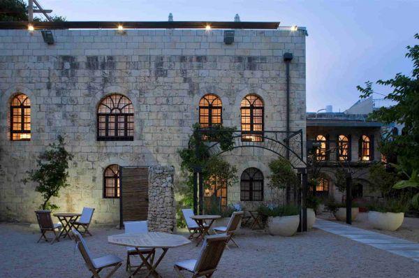 бутик отель  Алегра Иерусалим и Иудея