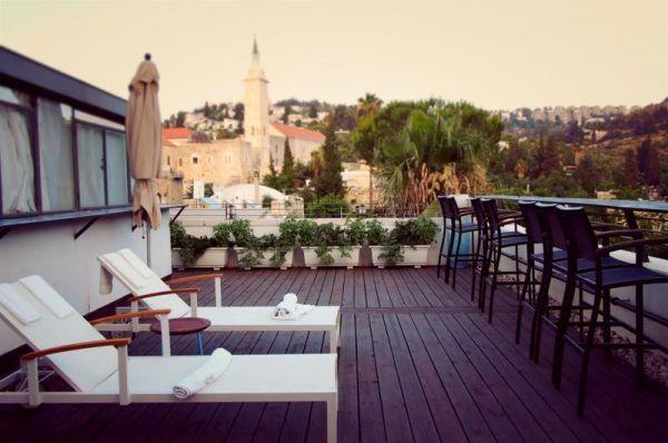 гостиница бутик  Алегра в Иерусалим и Иудея