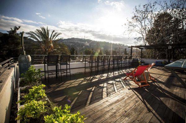 אלגרה - מלון בוטיק מלון בוטיק ירושלים