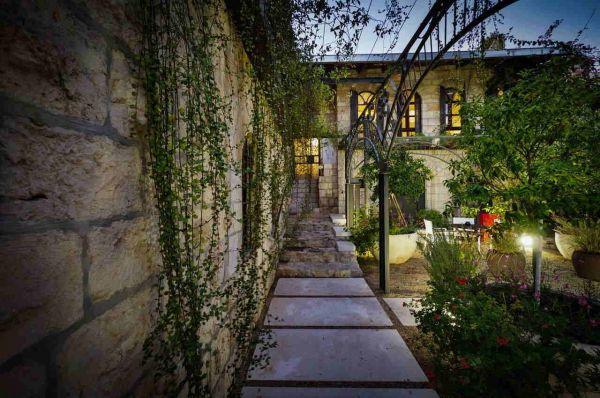гостиница бутик Алегра Иерусалим и Иудея