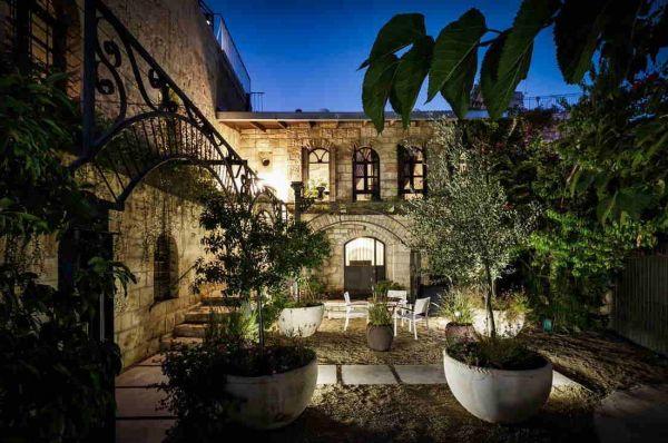 ירושלים אלגרה - מלון בוטיק בוטיק מלון