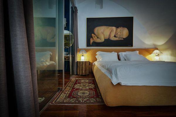 אלגרה - מלון בוטיק מלון בוטיק ירושלים - סויטה