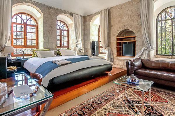 מלון בוטיק אלגרה - מלון בוטיק ירושלים - סויטה