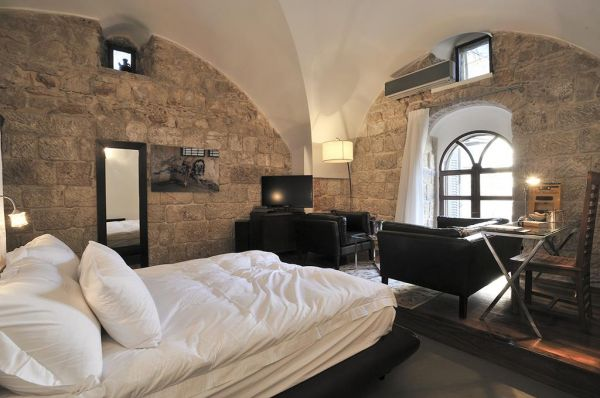 отель бутик Алегра Иерусалим и Иудея - Свита Студио