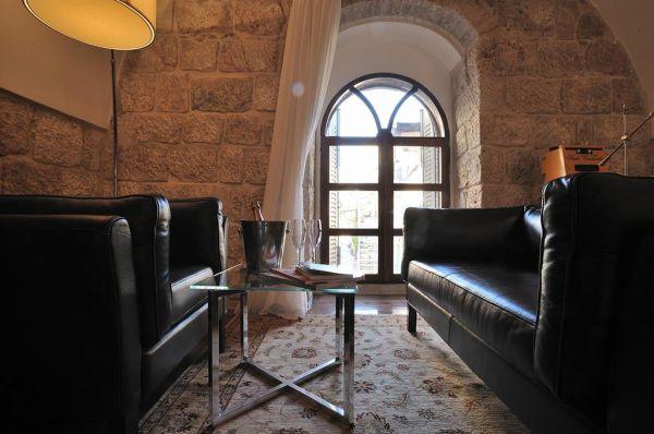 ירושלים אלגרה - מלון בוטיק בוטיק - סוויטה סטודיו