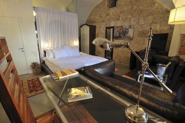 אלגרה - מלון בוטיק בוטיק בירושלים - סוויטה סטודיו