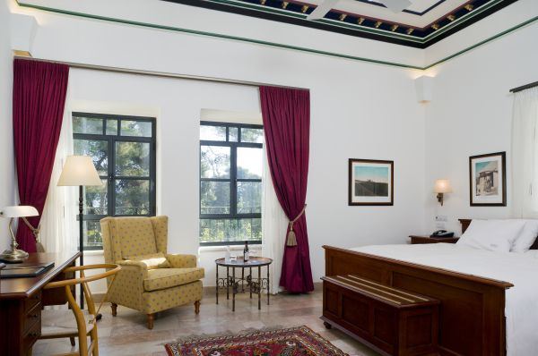 בית מלון אמריקן קולוני ירושלים