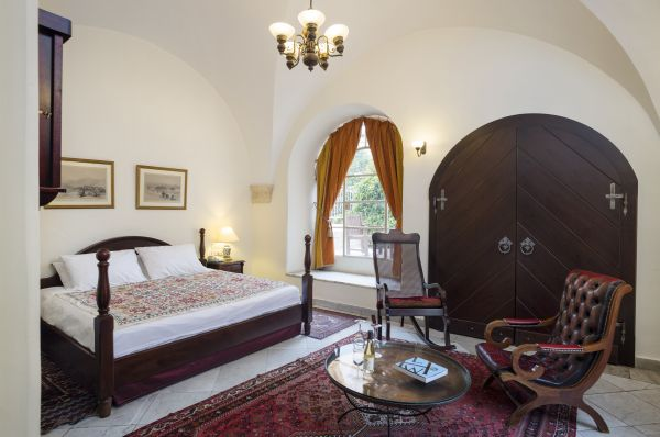 בית מלון אמריקן קולוני ב ירושלים