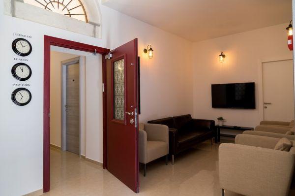 מלון בוטיק בן הילל בוטיק  ירושלים