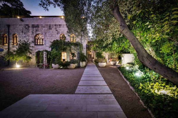 אלגרה מלון בוטיק בירושלים