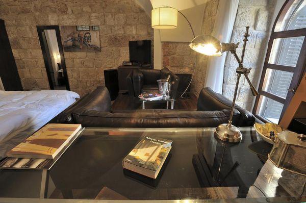אלגרה מלון בוטיק בירושלים - סוויטה סטודיו