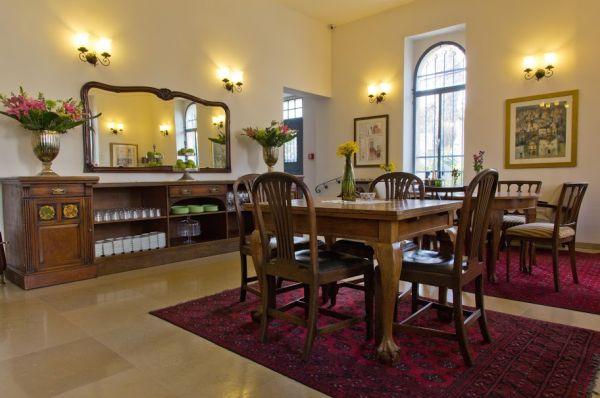 ארקדיה במושבה מלון בוטיק בירושלים