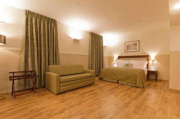 ארקדיה במושבה מלון בוטיק ירושלים