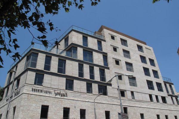בצלאל מלון בוטיק בירושלים