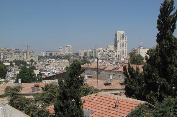 ירושלים בצלאל מלון בוטיק
