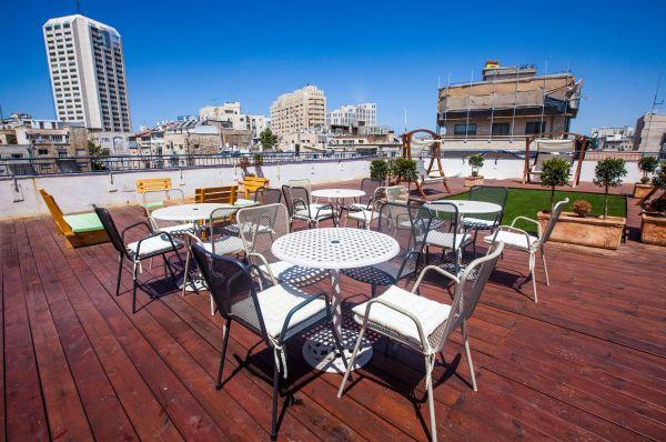 מלון בוטיק שני בירושלים