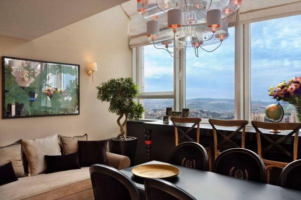 מלון בוטיק הקומה ה-21 ירושלים