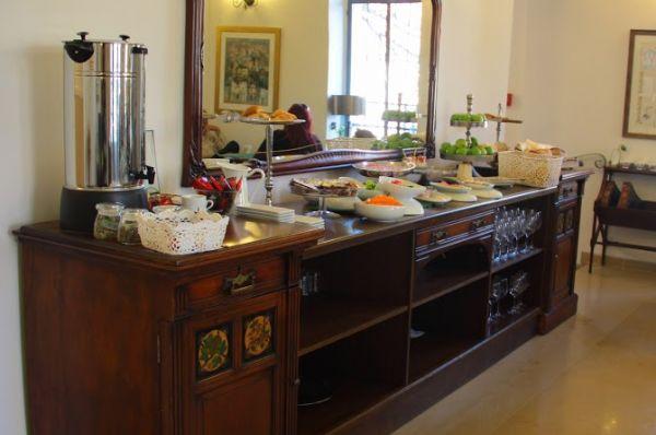 Вилла Бамошава бутик отель в Иерусалим и Иудея