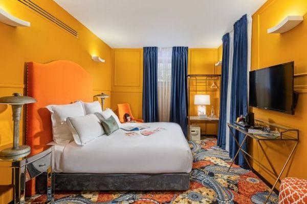 отель бутик Вилла Бамошава Иерусалим и Иудея