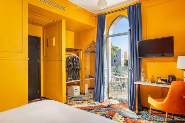 מלון בוטיק וילה במושבה ירושלים