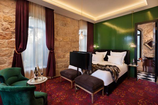 Вилла Браун гостиница бутик в Иерусалим и Иудея