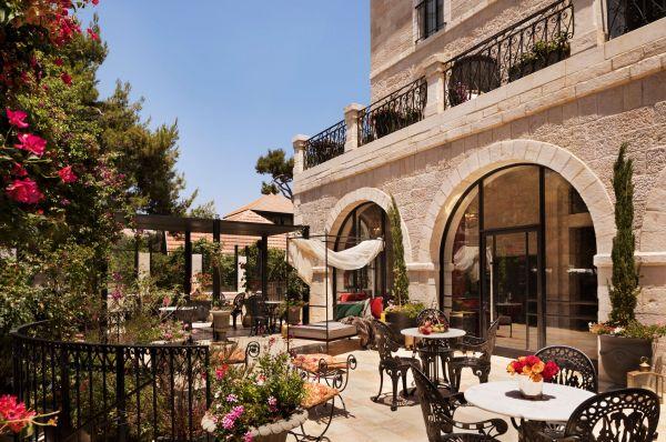 отель бутик  Вилла Браун  в Иерусалим и Иудея