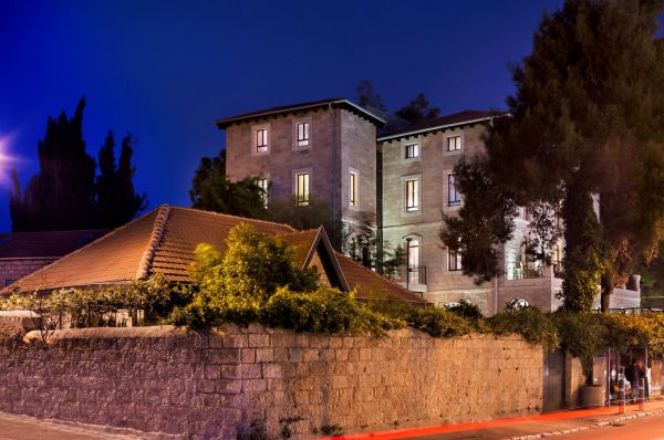 Вилла Браун мини отель в Иерусалим и Иудея