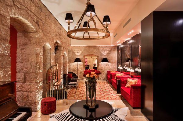 וילה בראון מלון בוטיק בירושלים