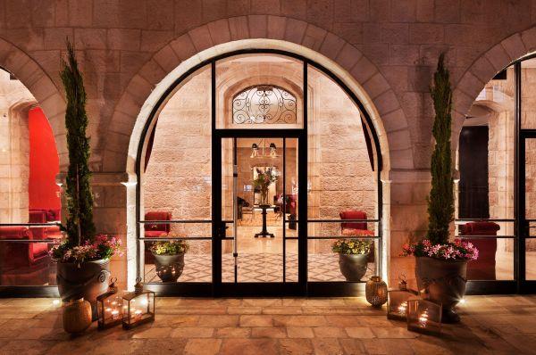 бутик отель  Вилла Браун Иерусалим и Иудея