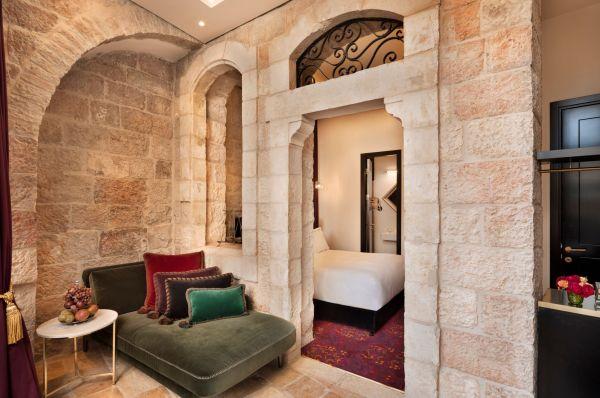 Вилла Браун отель бутик в  Иерусалим и Иудея