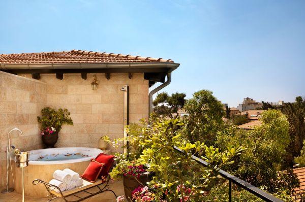 гостиница бутик  Вилла Браун в Иерусалим и Иудея
