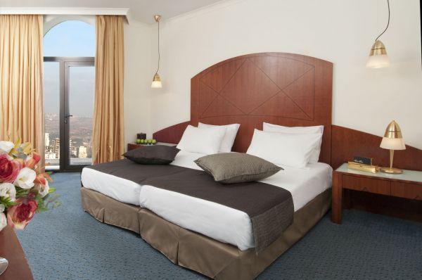 гостиница Краун Плаза Иерусалим и Иудея