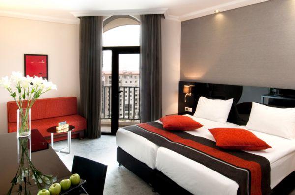 בית מלון ירושלים קראון פלזה - חדר דה לקס
