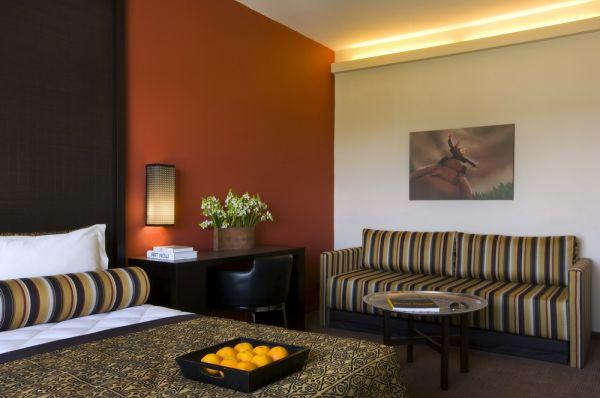 בית מלון ירושלים דן בוטיק - חדר סופיריור