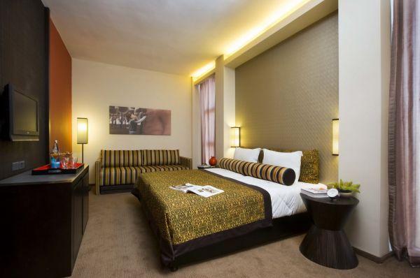 בית מלון דן בוטיק ירושלים - חדר סופיריור
