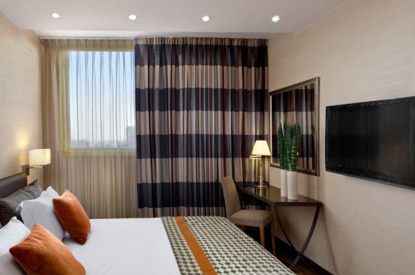 בית מלון דן פנורמה ירושלים