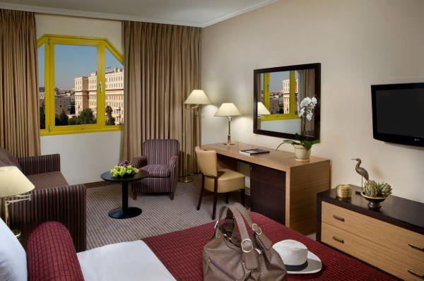 בית מלון ירושלים דן פנורמה - חדר משפחה