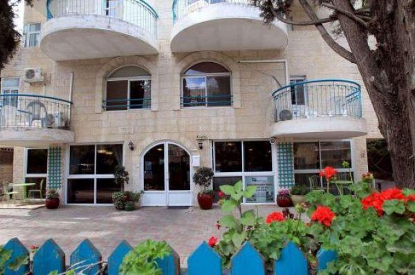 гостиница Эден Иерусалим и Иудея