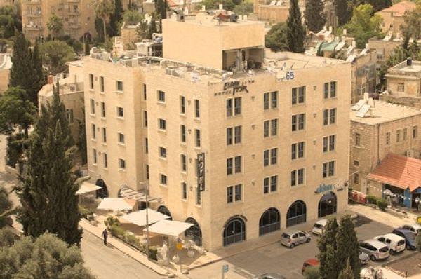 Иерусалим и Иудея Элдан