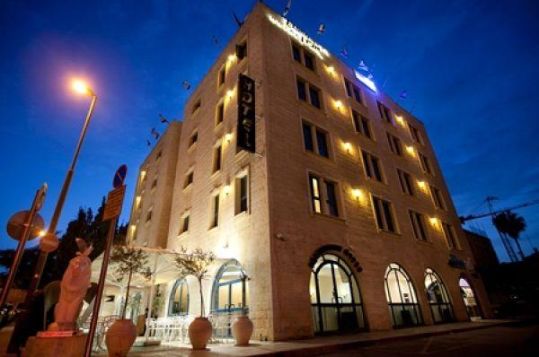 гостиница Элдан Иерусалим и Иудея