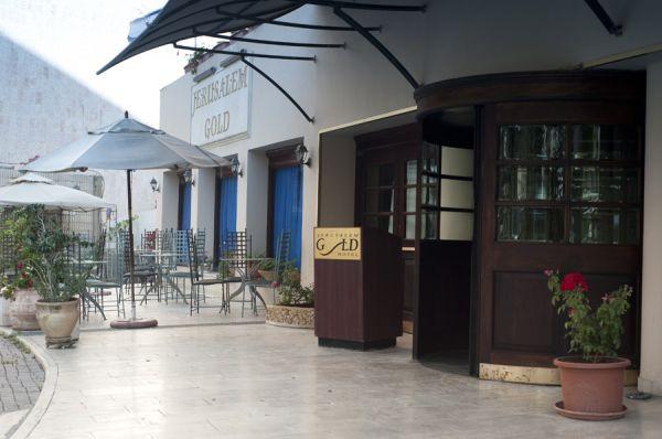 בית מלון גולד