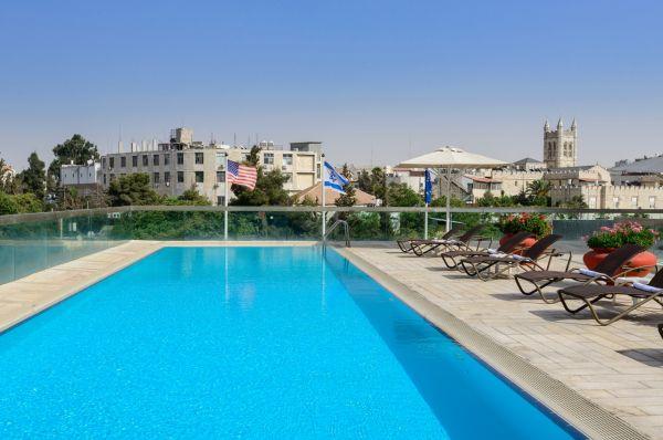בית מלון גרנד קורט ב ירושלים